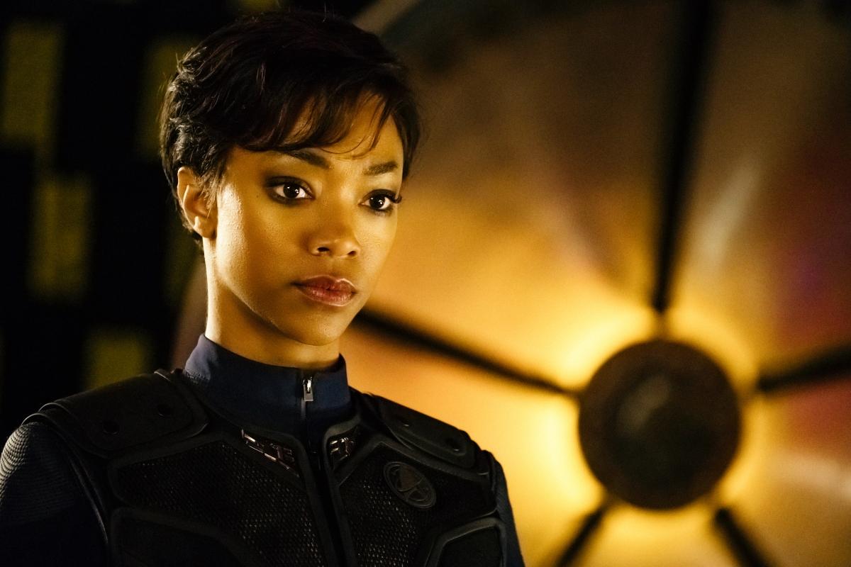 """Llega """"Star Trek: Discovery"""" a Netflix"""