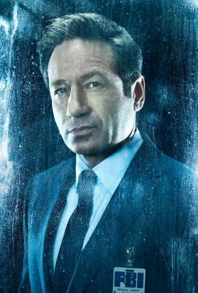 David Duchovny es Fox Mulder en THE X-FILES SERIE EVENTO - SEGUNDA TEMPORADA - FOX (2)