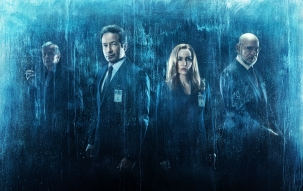 THE X-FILES SERIE EVENTO - SEGUNDA TEMPORADA - FOX