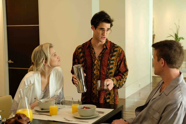 Darren Criss es Andrew Cunanan en Versace American Crime Story - FX