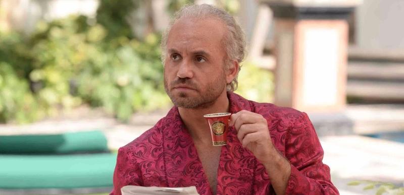 Edgar Ramírez es Gianni Versace en Versace American Crime Story - FX