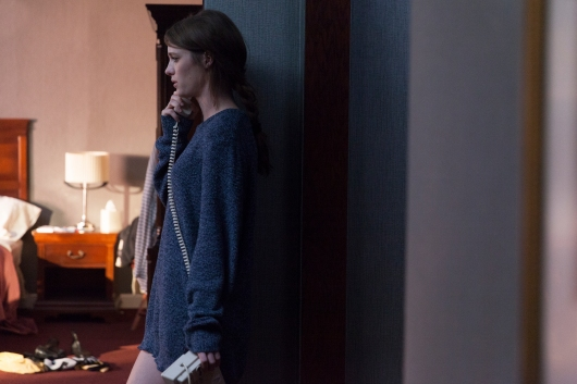 Mackenzie Davis as Cameron Howe - Halt and Catch Fire _ Season 4, Episode 2 - Photo Credit: Erika Doss/AMC