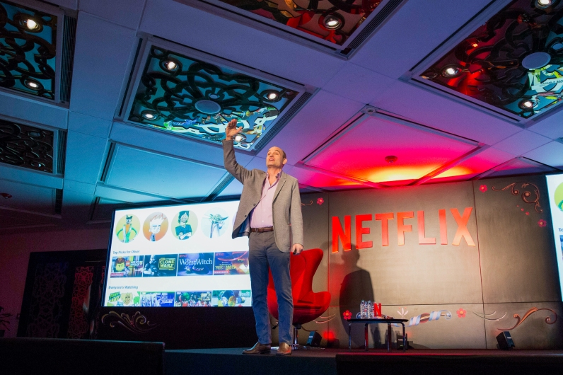 Netflix, CheNetflix Event