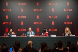 Netflix, CCXP Sao Paulo, Dec 2017