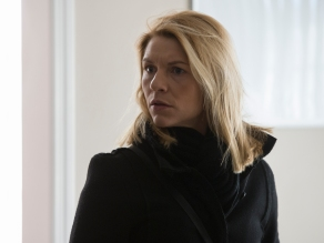 Claire Danes as Carrie Mathison in HOMELAND (Season 6, Episode 11). - Photo: JoJo Whilden/SHOWTIME