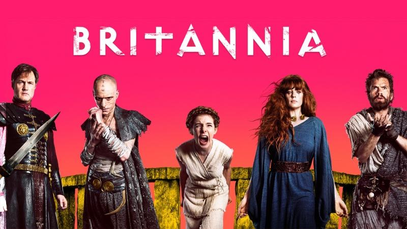 Britannia-poster