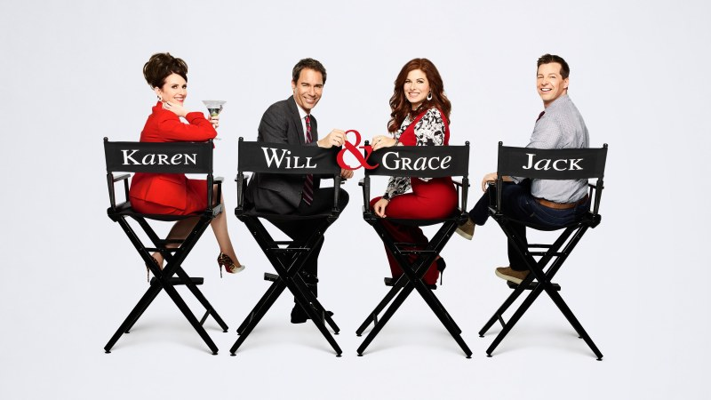 WILL & GRACE - TEMPORADA 9 EN FOX (1)