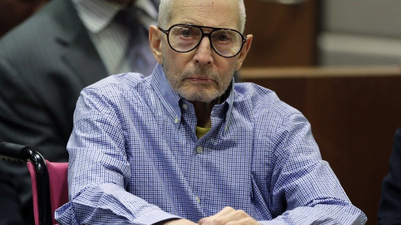 A&E - CULPABLE O NO - ROBERT DURST