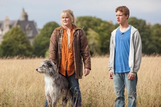 Kiri_Finn Bennet as Simon and Sarah Lancashire as Miriam © The Forge and all3media international (2)