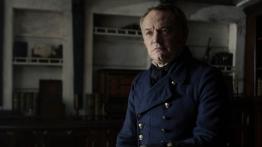 Jared Harris as Francis Crozier- The Terror _ Season 1, Episode 2 - Photo Credit: Aidan Monaghan/AMC