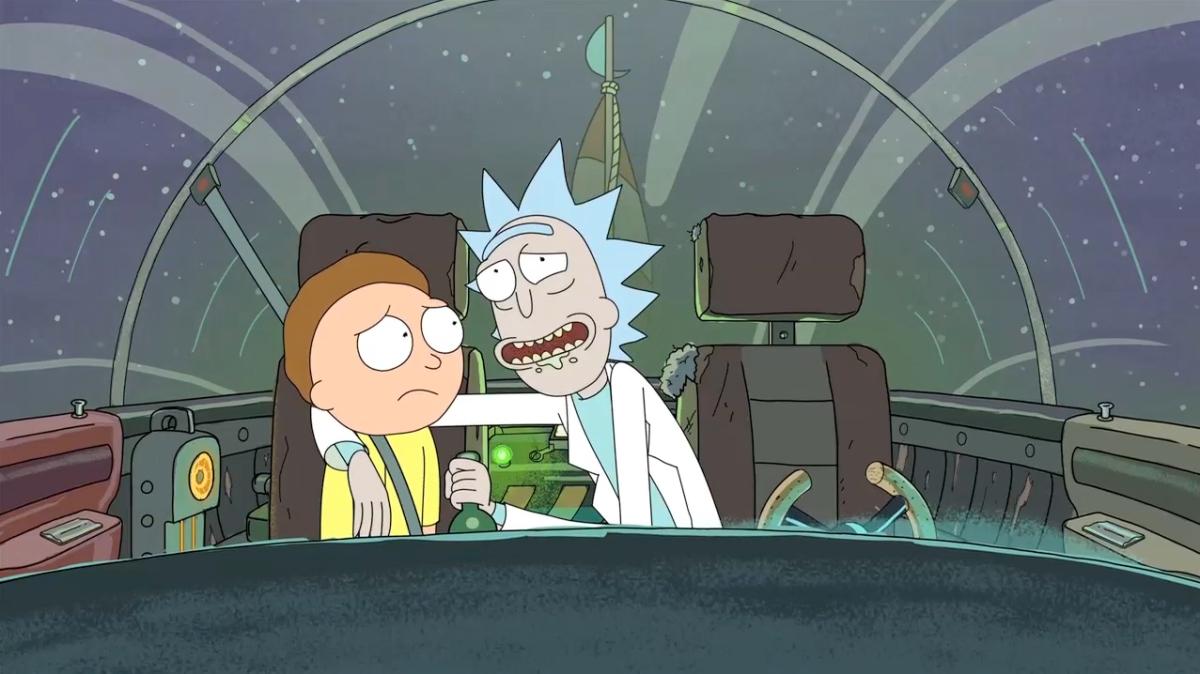 """""""Rick y Morty"""" invaden la pantalla de I.Sat en junio"""