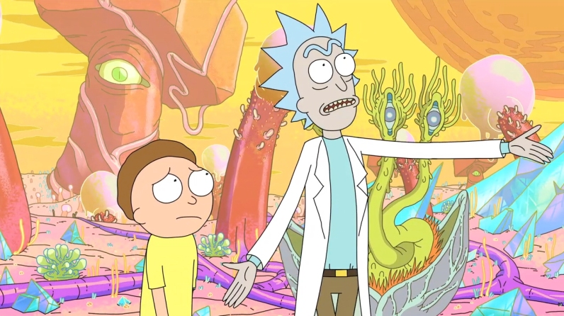 Rick and Morty 2