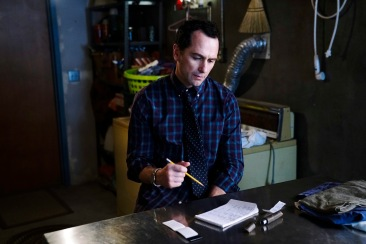 "THE AMERICANS -- ""Dead Hand"" -- Season 6, Episode 1 (Airs Wednesday, March 28, 10:00 pm/ep) -- Pictured: Matthew Rhys as Philip Jennings. CR: Patrick Harbron/FX"