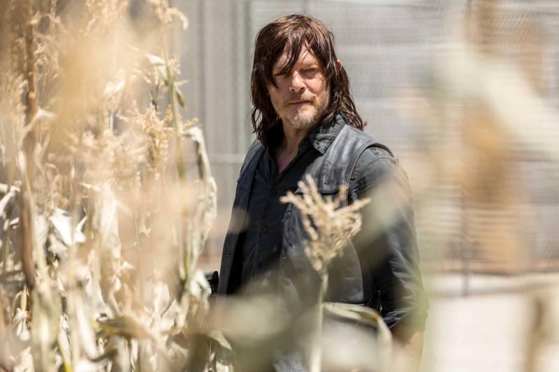 FOX-Premium-TWD-temporada-9-Norman-Reedus-como-Daryl-Dixon