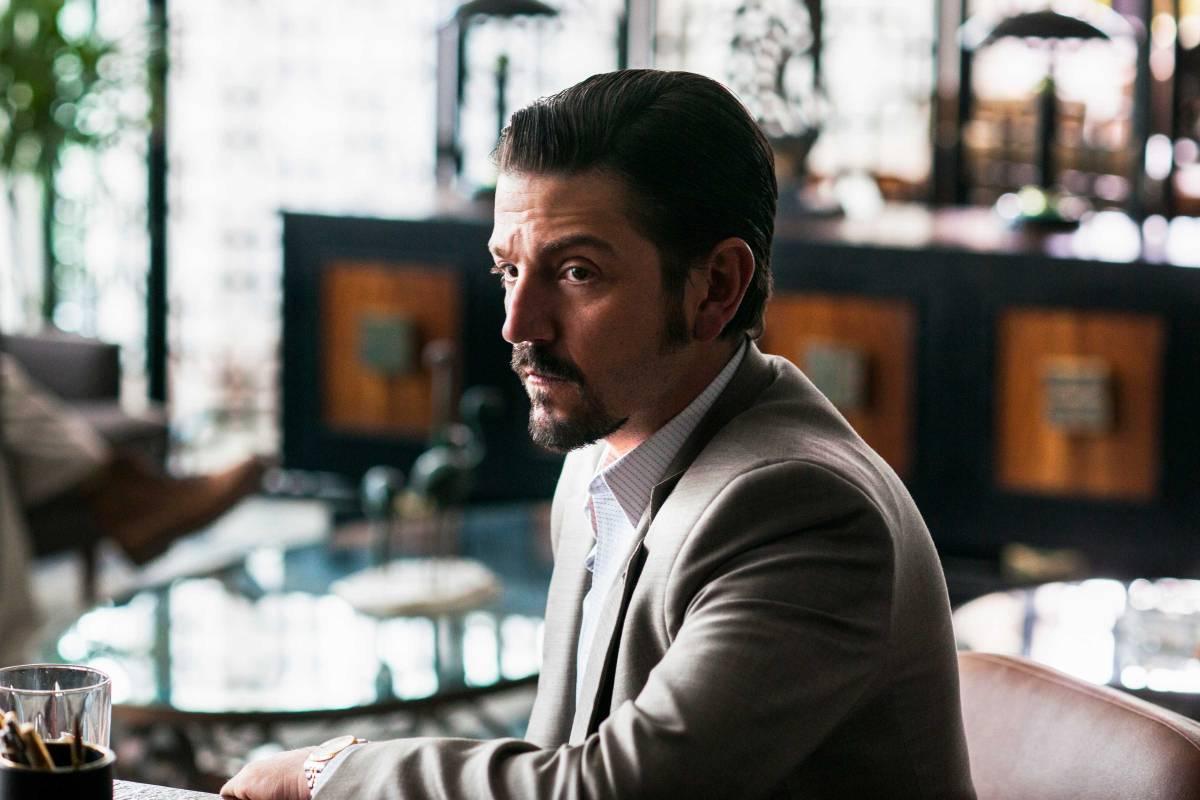 """Netflix estrena """"Narcos: México"""" con Diego Luna y Michael Peña"""
