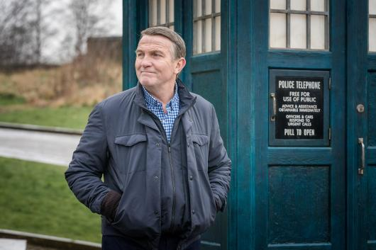 Picture Shows: Graham (BRADLEY WALSH)